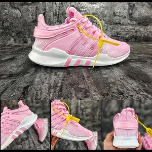 NEW ADIDAS SUPPORT ADV SPORT WOMEN SHOES PINK sz 7